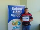 Ganhadores da Promoção Dia dos Pais ACIAI 2015