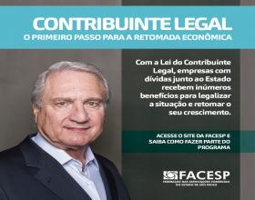 Notícia: Facesp Lança Manual Sobre A Lei Do Contribuinte.