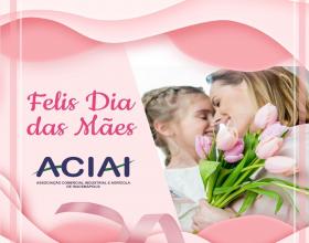 Notícia: Feliz Dia das Mães
