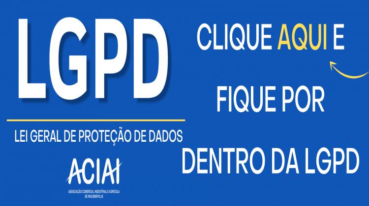 Notícia: Circular LGPD