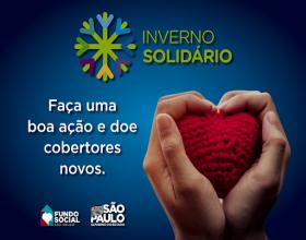 Notícia: ACIAI apoia Campanha Inverno Solidário