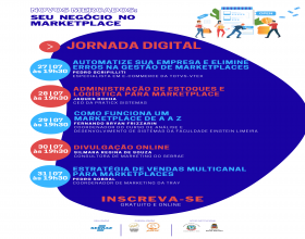 Notícia: Sebrae disponibiliza Jornada Digital gratuita sobre MarketPlace